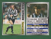 Newcastle United Paul Kitson 76